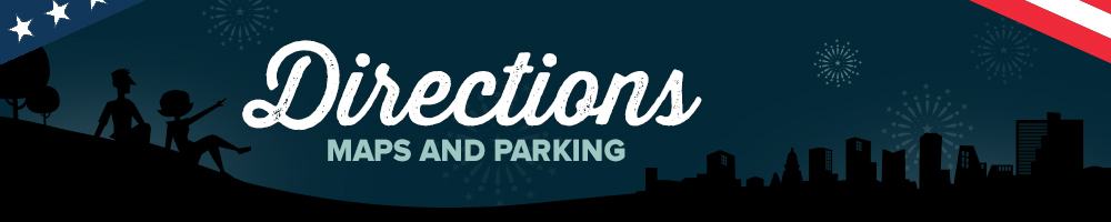 Directions - Maps and Parking
